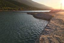 Σαμοθράκη: Αναβαθμίζεται το λιμάνι των Θερμών