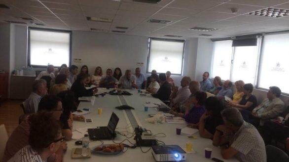 Σύσκεψη εθνικών και περιφερειακών αρχών στο ΚΕΕΛΠΝΟ για τον ιό του Δυτικού Νείλου