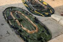 Συνελήφθησαν διακινητές που μετέφεραν 17 άτομα με βάρκες στην Μάνδρα