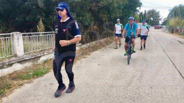 Έτρεξε όλη την Ελλάδα ο Σ. Αράπογλου!