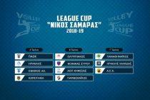 "League Cup ""Νίκος Σαμαράς"": Πρεμιέρα επίσημων υποχρεώσεων για  Εθνικό και Α.Ε.Κομοτηνής"