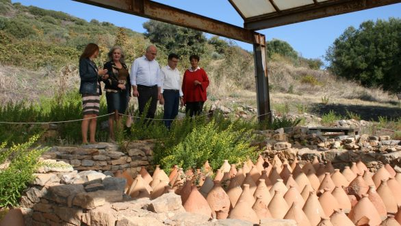 ΠΑΜΘ: Αναβαθμίζεται το αρχαιολογικό πάρκο της αρχαίας Ζώνης και της αρχαίας Εγνατίας Οδού