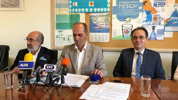 Υπεγράφη έργο που θα λύσει το πρόβλημα επάρκειας νερού στην Αλεξανδρούπολη