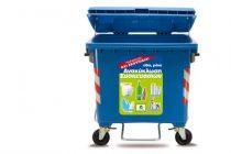 Τοποθέτηση 222 κάδων ανακύκλωσης σε 37 νηπιαγωγεία του Δήμου Αλεξανδρούπολης