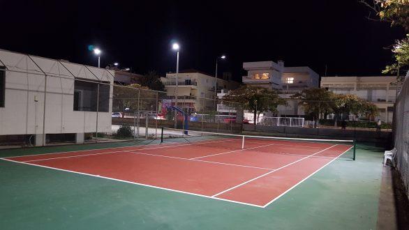 Αλεξανδρούπολη: Παραδίδεται το νέο γήπεδο αντισφαίρισης στο Κέντρο Νεότητας