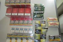 142 πακέτα λαθραίων τσιγάρων βρέθηκαν σε κατάστημα στην Αλεξανδρούπολη