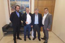 Συνάντηση Υφυπουργού Εργασίας με θεσμικούς και επαγγελματικούς φορείς στο Επιμελητήριο Έβρου