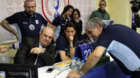Volley League: Βίντεο ρέφερι από την 4η αγωνιστική