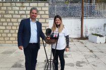 """""""Λαμπαδηδρομία ενημέρωσης και ευαισθητοποίησης"""" στο Ποιμενικό"""