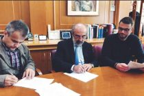 Yπεγράφη η σύμβαση για τη Διαμόρφωση Χώρου Παραλίας στην Αλεξανδρούπολη