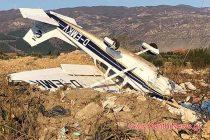 Κατέπεσε μονοκινητήριο αεροσκάφος στην Ξάνθη