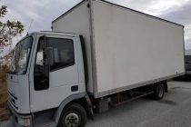 Συλλήψεις διακινητών που μετέφεραν πενήντα άτομα με φορτηγό σε Έβρο και Ροδόπη