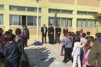 Διανομή από την ΑΠΟΣΤΟΛΗ σχολικών ειδών σε μαθητές των Σχολείων Φερών, Τυχερού και Σαμοθράκης