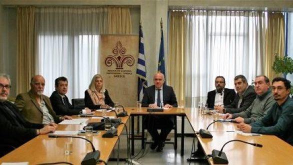 Συνεδρίασε το Περιφερειακό Συμβούλιο Έρευνας και Καινοτομίας Ανατολικής Μακεδονίας και Θράκης.