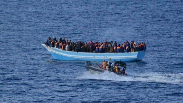 Εντοπισμός και διάσωση 12 ατόμων στη Σαμοθράκη