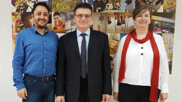 Επίσκεψη του Αντιπεριφερειάρχη Έβρου στο Παιδικό Χωριό SOS Θράκης