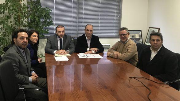 Υπογραφή Συμφώνου Συναντίληψης και Συνεργασίας μεταξύ ΔΕΥΑΑ και Εμπορικού Συλλόγου Αλεξανδρούπολης