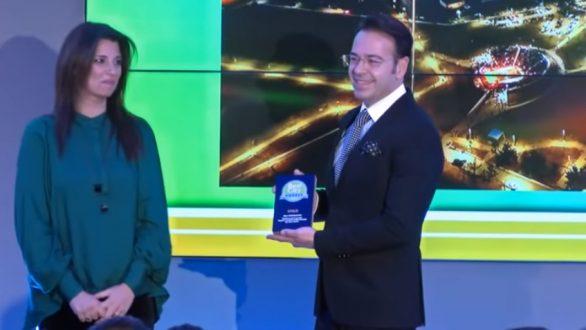 Χρυσό Βραβείο στα Best City Awards απέσπασε ο Δήμος Αλεξανδρούπολης