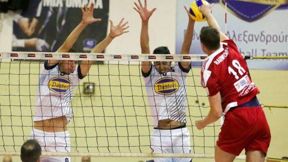 Volley League: Νίκη για τον Ολυμπιακό κόντρα στον Εθνικό!