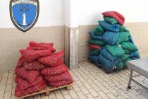 Αλεξανδρούπολη:Συνελήφθη 35χρονος ο οποίος προσπάθησε να διακινήσει 1.172 κιλά όστρακα