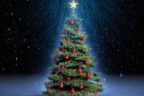Φωταγώγηση Χριστουγεννιάτικου δέντρου στη Νέα Βύσσα