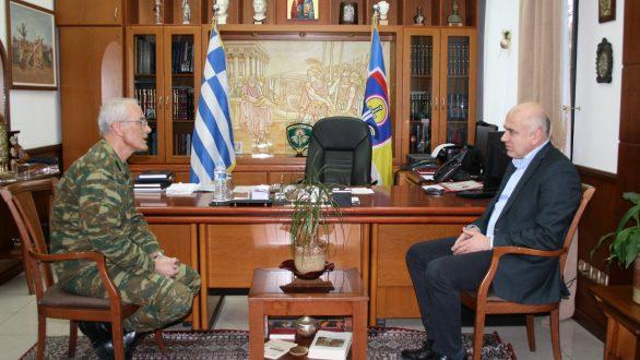 Περιφέρεια ΑΜΘ: 6 εκ. ευρώ για την ενίσχυση μηχανημάτων έργου του Στρατού