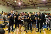 Στην Αθήνα για το Πανελλήνιο Πρωτάθλημα Kick Boxing η Stergatos Team