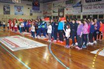 Handball Balkans Cup 2018 στο Δήμο Αλεξανδρούπολης.