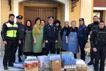 Συγκέντρωση και προσφορά ειδών και δώρων από τις Αστυνομικές Υπηρεσίες της ΑΜΘ