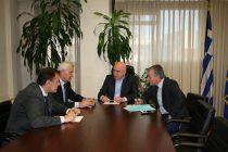 Συνάντηση Μέτιου με βουλευτές για τα ιδρύματα ανώτατης εκπαίδευσης
