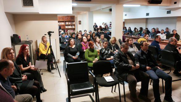Αλεξανδρούπολη: Με επιτυχία ολοκληρώθηκε η εκδήλωση «Υγιεινή και Ασφάλεια στο χώρο εργασίας»