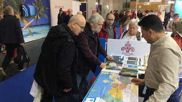 Η Περιφέρεια Ανατολικής Μακεδονίας και Θράκης στην τουριστική έκθεσηFerien-MesseWien