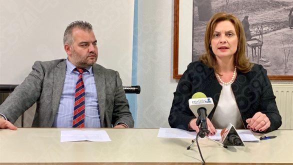 """Τα μέτρα που προτείνει η Γκουγκουσκίδου για το """"ξανα-ζωντάνεμα"""" της αγοράς"""