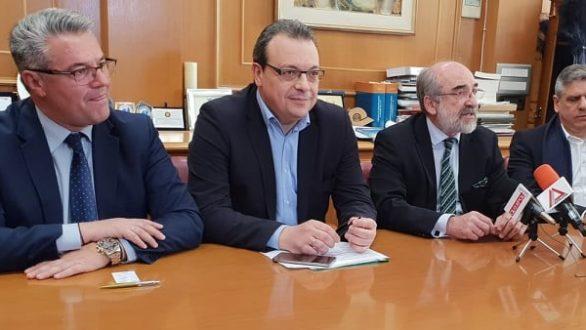 Υπεγράφη η σύμβαση για τη Μονάδα Επεξεργασίας Αστικών Αποβλήτων στην Αλεξανδρούπολη