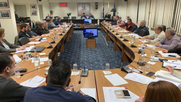 Τελευταια διπλή συνεδρίαση του Δημοτικού Συμβουλίου Ορεστιάδας