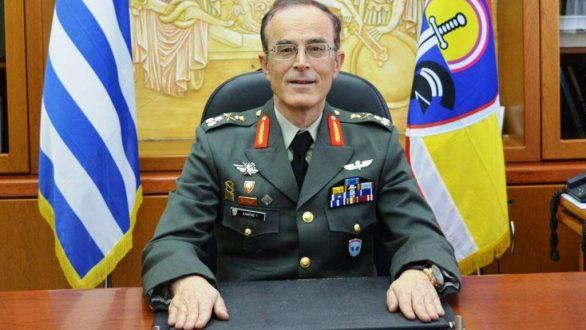 Αλεξανδρούπολη: Στο νοσοκομείο εισήχθη ο νέος αρχηγός ΓΕΣ Γεώργιος Καμπάς