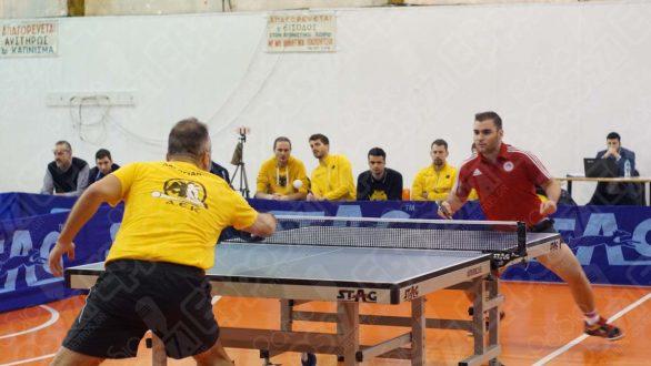 Πινγκ Πονγκ: Επιτυχημένη η διοργάνωση στην Ορεστιάδα ,προβάδισμα τίτλου για την ΑΕΚ!