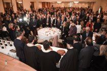 Πλήθος κόσμου και βραβεύσεις αριστείας στην εκδήλωση κοπής πίτας του Επιμελητηρίου Έβρου