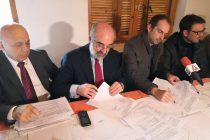 Υπεγράφη η σύμβαση για το έργο ανάπλασης της Πλατείας Νίψας