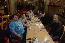 """Συνάντηση της """"Δημοτικής Επαναφοράς"""" με τον Εμπορικό Σύλλογο Ορεστιάδας"""