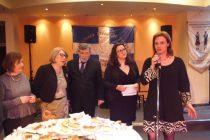 Τους Ορεστιαδίτες και Τριγωνιώτες της Αθήνας επισκέφθηκε η Μαρία Γκουγκουσκίδου