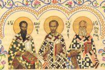 Εορτή των Τριών Ιεραρχών: Προστάτες των γραμμάτων και των μαθητών
