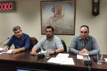 Ο Αντώνης Τσομπανίδης νέος γραμματέας του Δημοτικού Συμβουλίου Ορεστιάδας