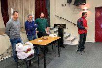 H κοπή πίτας της ακαδημίας του Ορέστη Ορεστιάδας