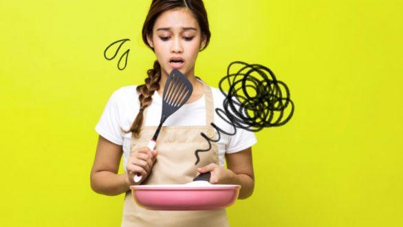 Πέντε λάθη που κάνουμε στο μαγείρεμα
