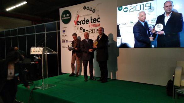 Βραβείο «Διεθνούς Συνεργασίας για Ενεργειακές Υπηρεσίες» απέσπασε ο Δήμος Αλεξανδρούπολης