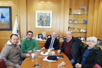 Συνάντηση Λαμπάκη με τον Σύλλογο Ερασιτεχνών Αλιέων Ν. Έβρου