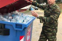 Ανακύκλωση σε 221 Ελληνικά Στρατόπεδα