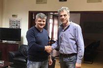 Ορκίστηκε δημοτικός σύμβουλος ο Αλέξανδρος Δημητριάδης