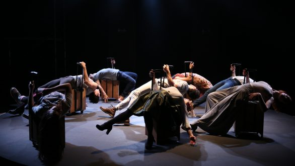Η «Απλή μετάβαση» στην Ορεστιάδα από το Εθνικό Θέατρο